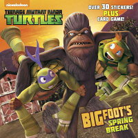 Bigfoot'sSpringBreak(TeenageMutantNinjaTurtles)[RandomHouse]