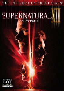 SUPERNATURAL 13 スーパーナチュラル <サーティーン・シーズン> コンプリート・ボックス [ ジャレッド・パダレッキ ]