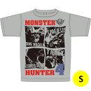 モンスターハンター4 Tシャツ モンスター S