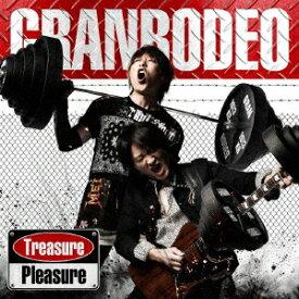 アニメ『範馬刃牙』OPテーマ「Treasure Pleasure」 (初回限定盤 CD+Blu-ray) [ GRANRODEO ]