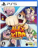 【特典】Alex Kidd in Miracle World DX PS5版(【初回購入外付特典】キーホルダー+【初回封入特典】入門書)