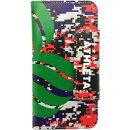 ATHLETA ATG-9163 iPhone6s/6専用ブック型ケース レッドカモ