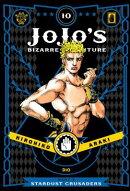 JOJO'S BIZARRE ADVENTURE:STARDUST #10(H)