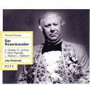 【輸入盤】『ばらの騎士』全曲 ロジンスキー&RAIトリノ響、ツァデク、ユリナッチ、他(1957 モノラル)(3CD)