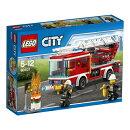 レゴ(LEGO)シティ レゴ(R)シティ はしご車 60107