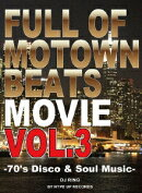 Full of Motown Beats Movie VOL.3 by Hype Up Records