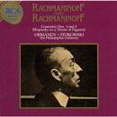 ラフマニノフ:ピアノ協奏曲第1番&第4番