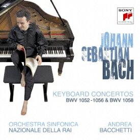 J.S.バッハ:ピアノ協奏曲集:第1番〜第5番・第7番 [ アンドレア・バッケッティ ]