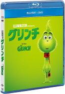 グリンチ ブルーレイ+DVDセット【Blu-ray】
