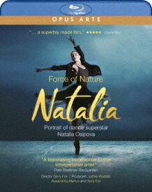 Force of Nature - Natalia ナタリア・オシポワ ドキュメンタリー【Blu-ray】 [ (ドキュメンタリー) ]
