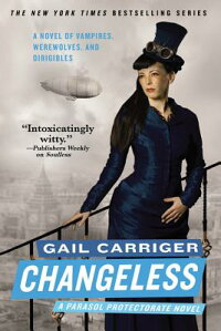 Changeless[GailCarriger]