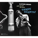 【輸入盤】Three Giants!