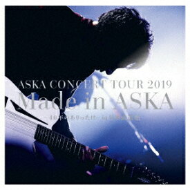 ASKA CONCERT TOUR 2019 Made in ASKA-40年のありったけー in 日本武道館 [ ASKA ]