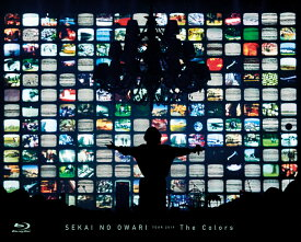 The Colors【Blu-ray】 [ SEKAI NO OWARI ]