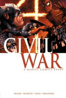 Civil War 【MARVELCorner】