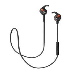 Jabra ROX WIRELESS-BLACK Bluetooth イヤホン (ステレオ 防滴防塵 Dolby対応)