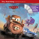 Cars 2 Read-Along Storybook [With CD (Audio)]