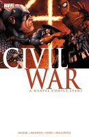 Civil War: A Marvel Comics Event 【MARVELCorner】