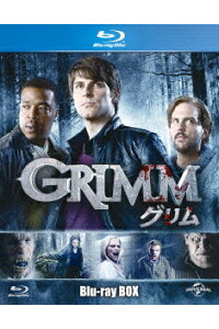 GRIMM/グリムBD-BOX【Blu-ray】