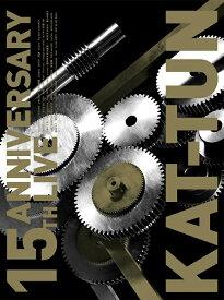 15TH ANNIVERSARY LIVE KAT-TUN (初回限定盤2 DVD) [ KAT-TUN ]