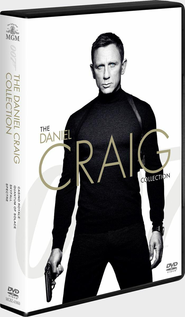 007/ダニエル・クレイグ DVDコレクション [ ダニエル・クレイグ ]