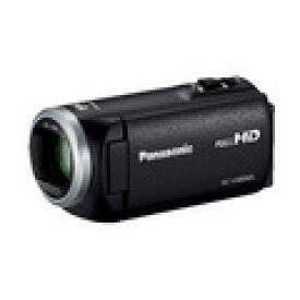 Panasonic デジタルハイビジョンビデオカメラ (ブラック) HC-V480MS-K