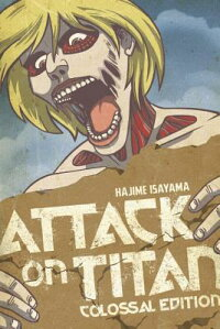 AttackonTitan:ColossalEdition,Volume2[HajimeIsayama]