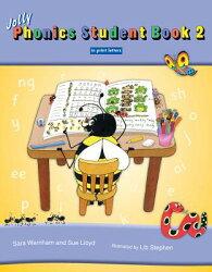 JOLLY PHONICS STUDENT:BOOK 2(P)