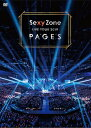 Sexy Zone LIVE TOUR 2019 PAGES(通常盤) [ Sexy Zone ]