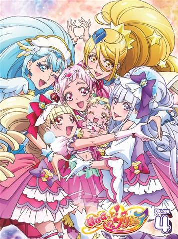 HUGっと!プリキュア vol.4【Blu-ray】 [ 引坂理絵 ]