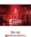 """【早期予約特典】Hiromi Go Concert Tour 2019 """"Brand-New Exotic""""(特製カードファイル Aタイプ付き)【Blu-ray】 [ …"""