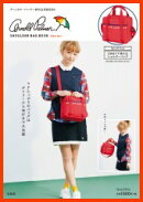 Arnold Palmer SHOULDER BAG BOOK-Red ver.