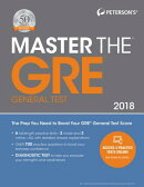 Master the GRE 2018
