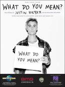 【輸入楽譜】ジャスティン・ビーバー - What Do You Mean?