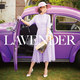 【楽天ブックス限定先着特典】Lavender (初回限定盤) (B3カレンダーポスター付き) [ chay ]