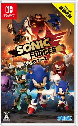 ソニックフォース 新価格版 Nintendo Switch版