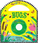 Wee Sing & Learn Bugs [With CD]