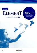 Revised ELEMENT English Communication 3