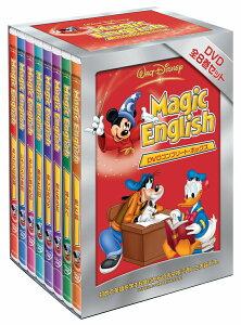 マジック・イングリッシュ DVDコンプリート・ボックス...