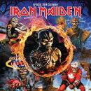 2018 Iron Maiden Wall Calendar