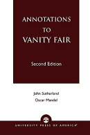 Annotations to Vanity Fair