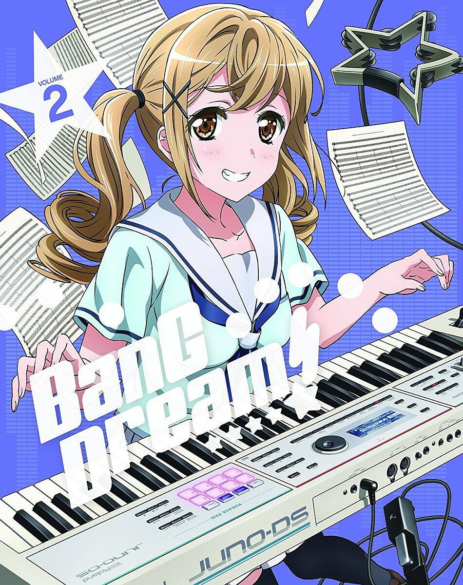 BanG Dream! Vol.2【Blu-ray】 [ ISSEN ]