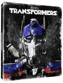 トランスフォーマー スチールブック仕様ブルーレイ(数量限定)【Blu-ray】