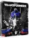 トランスフォーマー スチールブック仕様ブルーレイ(数量限定)【Blu-ray】 [ シャイア・ラブーフ ]