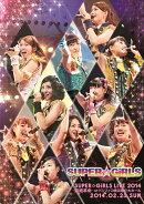 SUPER☆GiRLS LIVE 2014 〜超絶革命〜 at パシフィコ横浜国立大ホール