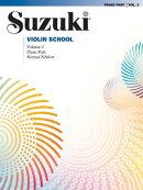 Suzuki Violin School, Volume 2: Piano Part