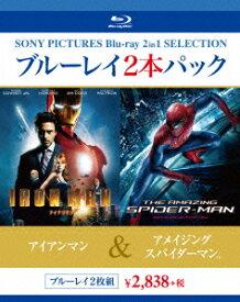 アイアンマン/アメイジング・スパイダーマン【Blu-ray】 [ ロバート・ダウニーJr. ]