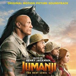 【輸入盤】Jumanji: Next Level
