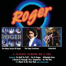 【輸入盤】Many Facets Of Roger / Saga Continues / Unlimited (2CD)