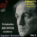 【輸入盤】S.richter Recitals 1954-1977